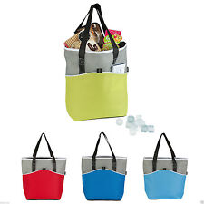 Brand New KOOZIE™ Shopping Basket Tote Kooler / Cooler - insulated layer