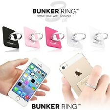 Bunker Ring Genuine Finger Holder Stand For Universal Mobile Devices-3rd Edition