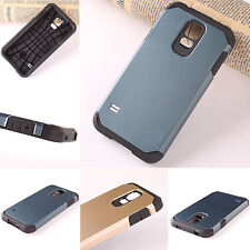 New For Samsung Galaxy S5 i9600 Skin Case Cover Hard Rugged Armor Smooth Design