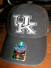 Kentucky Wildcats UK Logo NCAA Navy Franchise University Hat Cap Lid CATS KY L K