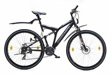 "MIFA 28"" DOWNHILL MTB 21 G. SHIMANO LED FAHRRAD MOUNTAINBIKE ATB CROSSBIKE BIKE"
