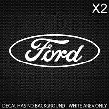 Ford Logo Decal Sticker | Small