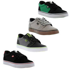 DC Anvil Skate Shoes Genuine Mens Casual / Skate Trainers Sizes UK 7 - 13