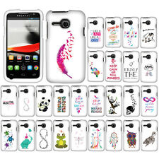 For Alcatel One Touch Evolve 5020T Case Accessory HARD Cover Keep Calm Dream On