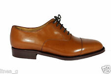CHURCH'S Scotland calf woman oxford stringata classica in pelle donna VINTAGE!