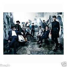 ZE:A (ZEA) - First Homme (Mini Album) CD + Poster + 52p Photo Book + Post Card
