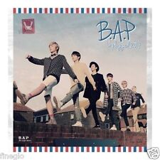 BAP - B.A.P Unplugged 2014 (4th Single) CD+Photocard+Poster+Gift Photo kpop NEW