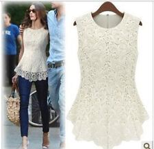 Sexy Women Fashion Casual Cotton Lace Dress Spring Dresses Lady's Apparel 5 size