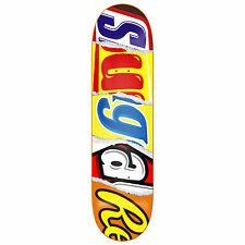 Sugar Skateboards Candy Wrapper Deck Made in USA