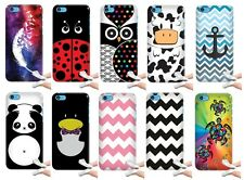 For Apple iPhone 5C TPU Rubber Gel Soft Silicone Protector Skin Cover Phone Case