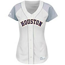 Houston Astros Fashion Replica Jersey Women's SZ 2XL - MAJESTIC