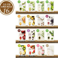 [INNISFREE] innisfree it's real squeeze mask sheet pack - 3sheet FREE SHIPPING