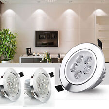 3W-20W Dimmable CREE COB LED Ceiling Light Downlight Recessed Bead White Lamp