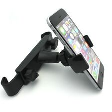 HEADREST CAR MOUNT SEAT BACK HOLDER CRADLE VEHICLE TRAVEL KIT for AT&T PHONE