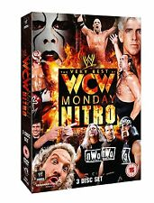 WWE THE VERY BEST OF-WCW MONDAY NITRO DVD NEW