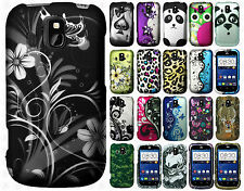 For ZTE Overture Z995 Rubberized Hard Case Snap on Phone Cover Accessory
