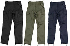 Mens Trousers Combat Trousers Work Trousers Cargo US Army Style Trousers