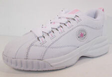 **SALE** CONVERSE 'Cynch LE' Ladies White/Pink Lace Up All Stars Trainers