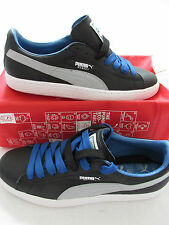 puma basket classic ripstop mens trainers 355683 01 sneakers shoes black