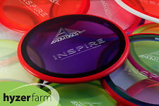 Axiom PROTON INSPIRE  *pick your weight and color*  disc golf driver Hyzer Farm