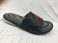 A4 Slide Sandal FlipFlop-Nike Comfort Slide knockoff-F9901-US men size-Black/Red