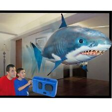 Trendy Remote Control Flying Shark/ Clown Fish Inflatable Air Swimmer Balloon P