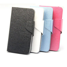 Wallet Flip Leather Case Cover Pouch For Alcatel One Touch Idol 2 OT 6037Y 6037K
