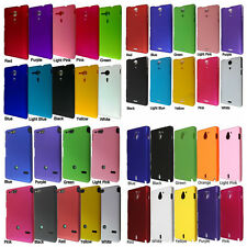 ultra thin silm Plastic Case Cover For Sony xperia MT27i SP M35h ZR M36h ST27i
