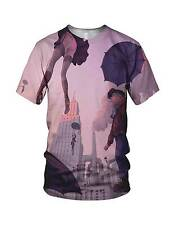 All Over 3D Print Under My Umbrella Fashion Mens And Ladies Fashion T Shirts