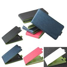"""Luxury Fashion Brand Flip PU Leather Cover Case Skin For 5"""" THL W8 Smartphone C2"""