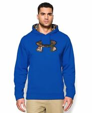 Men's  Under Armour Storm Caliber Big Logo Hoodie