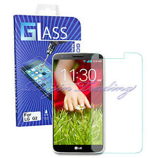 Quality Tempered Glass Screen Protector Film Guard For LG Optimus G2 D802 D801