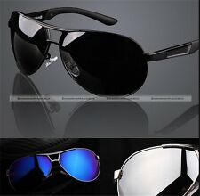 Outdoor Men's Polarized Sunglasses Driving Aviator sports Eyewear cool Glasses