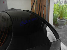 CUSTOM PAINTED REAR TRUNK BOOT LIP SPOILER For Subaru Impreza STI WRX 2010-2012