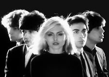 BLONDIE DEBBIE HARRY Poster Print Picture Art A2 A3 A4 (2)