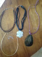 Women's Jewelry - Assorted Necklaces (Charity Auction)