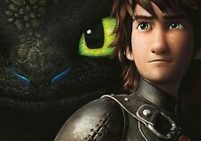 HOW TO TRAIN YOUR DRAGON 2 Poster Print (4)