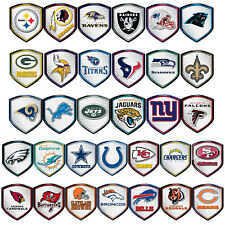 Brand New NFL Reflector 3D Sticker Decal Emblem Car Truck Automobile Made in USA