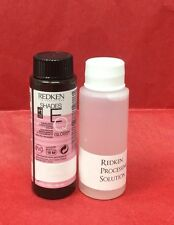 REDKEN SHADES EQ 2 OZ WITH 2 OZ  PROCESSING SOLUTION