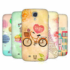 HEAD CASE I DREAM OF PARIS BATTERY BACK COVER FOR SAMSUNG GALAXY S4 I9500