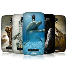 HEAD CASE DESIGNS WILDLIFE CASE COVER FOR HTC DESIRE 500