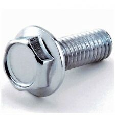 Flange Bolts Stainless Steel Flanged Hexagon Hex Head Screws A2 M6 M8