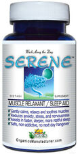 SERENE RELAXING SLEEP CALMING ANTI-STRESS BALANCE NON-ADDICTIVE GROGGY NARCOTIC