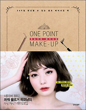 ONE POINT MAKEUP BOOK ~Beauty Korean Style Face Skin BB Magazine Kpop Diet Cook