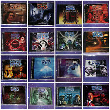 Doctor Who Big Finish Main Range Rare Deleted CD'S Audio Books