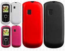 AT&T GoPhone Alcatel 510A Rubberized HARD Case Phone Cover + Screen Protector