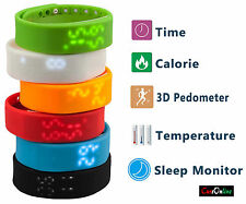 iWatch Computer 3D 8Gb Sport Fitness ContaPassi Calorie Personal Trainer Win Mac