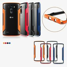 D855 6 Nillkin Shockproof Slim Border Bumper Frame Case Cover Shell For LG G3