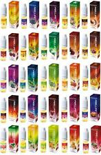 PREMIUM 10ML E LIQUID JUICE OIL SHISHA HOOKAH REFILL VAPE LIQUID BOTTLE *BRANDED