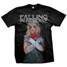FALLING IN REVERSE The Drug in Me is You Adult T-Shirt Official License New